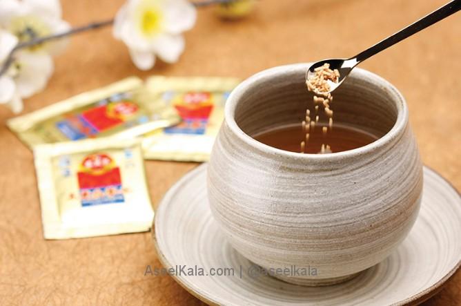 چای جینسینگ قرمز کره ای