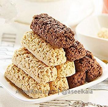 شکلات غلاتی اوت چوکو OAT CHOCO با طعم شکلاتی و ساده